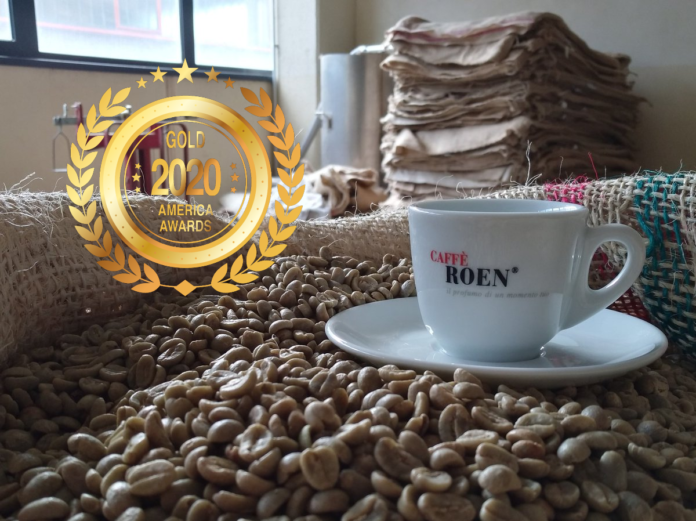 Caffe Roen at America Newspaper