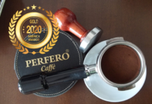 Perfero Caffe at America Newspaper