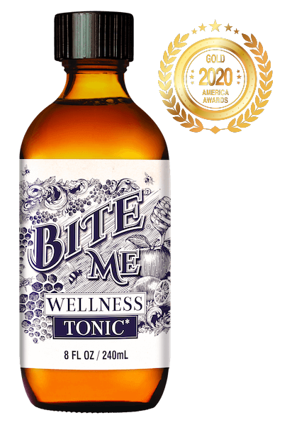 Bite Me Tonic has received a Gold award in America Food Awards 2020, awarded by America-Newspaper.com.