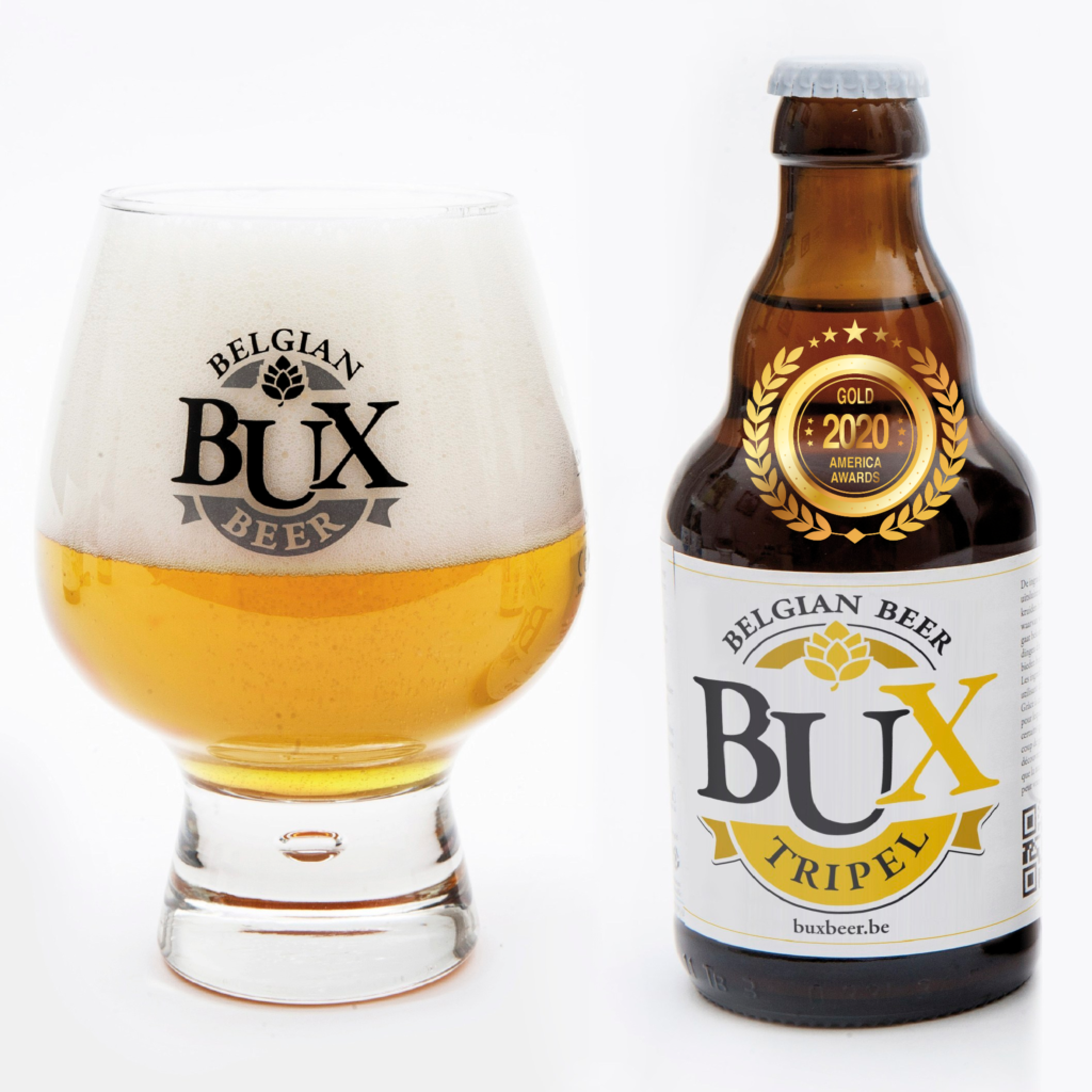 Bux Beer Tripel has received a Gold award in America Foods Awards 2020, awarded by America-Newspaper.com