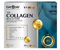 DAY2DAY THE COLLAGEN BEAUTY FISH at AMERICA AWARDS 2020
