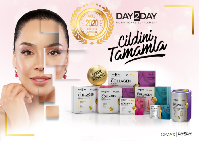 Day2Day The Collagen Beauty Product at America Newspaper