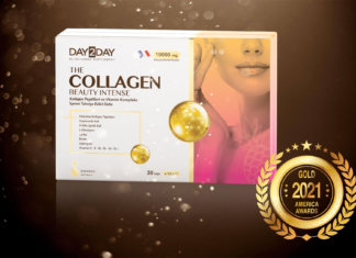 Day2Day The Collagen Beauty Intense Pineapple Flavored at America Newspaper
